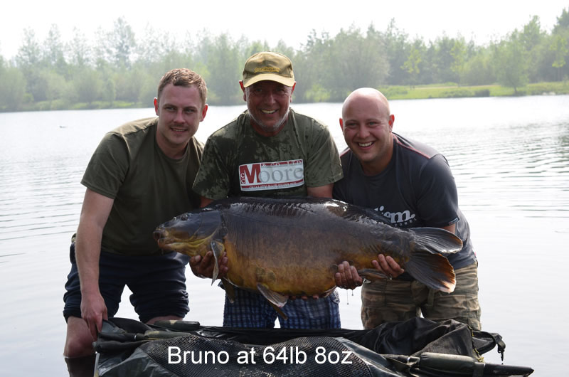 Bruno from Abbey Lakes in France