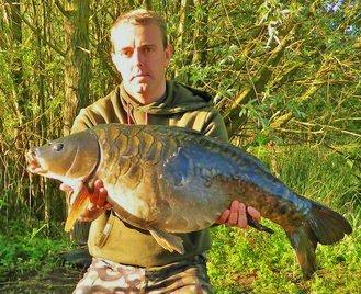 Mirror Carp Abbey Lakes Review