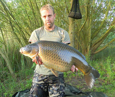 Abbey Lakes France Common Carp