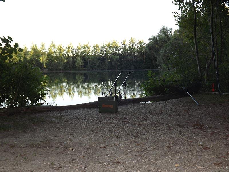 Sky Lake Swim 12
