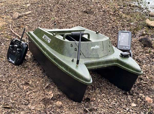 Toslon TF740 Bait Boat Fish Finder