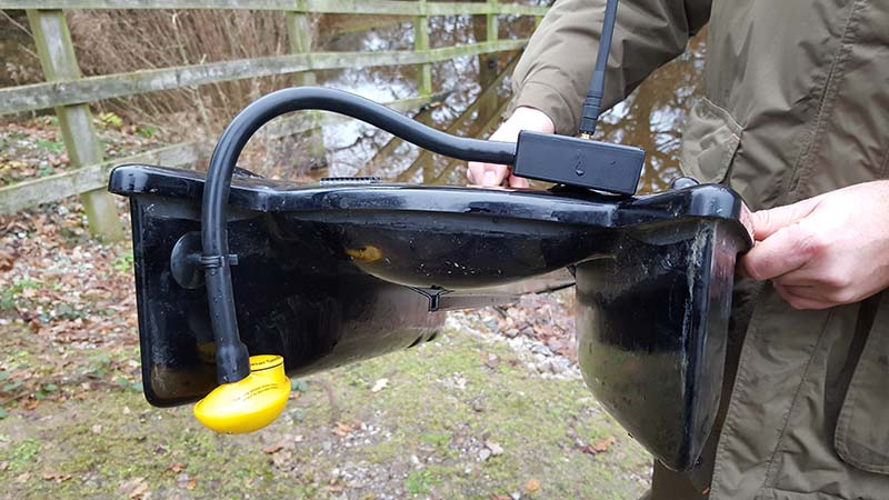 Universal Bait Boat Fish Finder