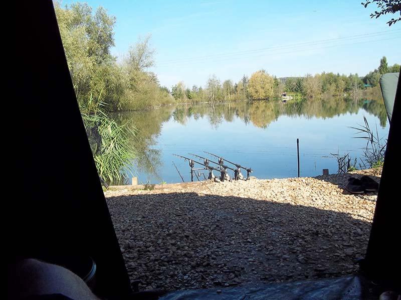 Cretelakes Peg 7, Lake 1