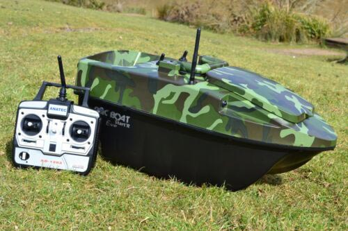 Anatec PAC Bait Boat + TF500 Fish Finder