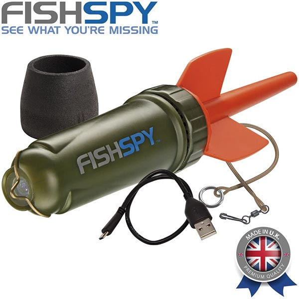 FishSpy underwater camera marker float