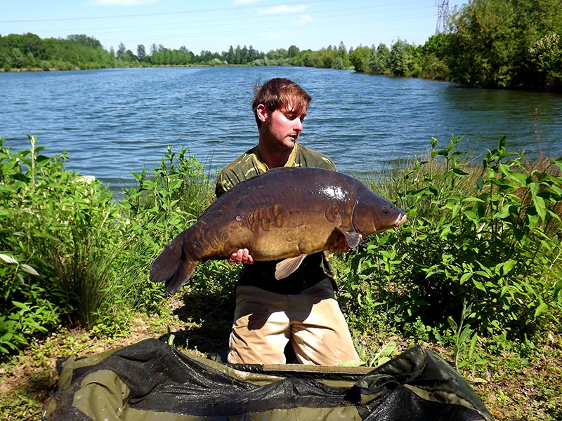Carp Fishing Lakes In France With Accommodation