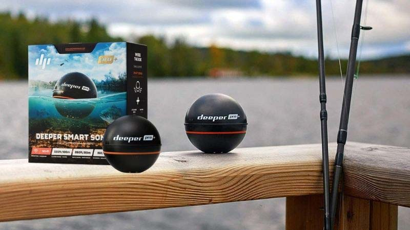 Deeper Pro Plus Fish Finder Review