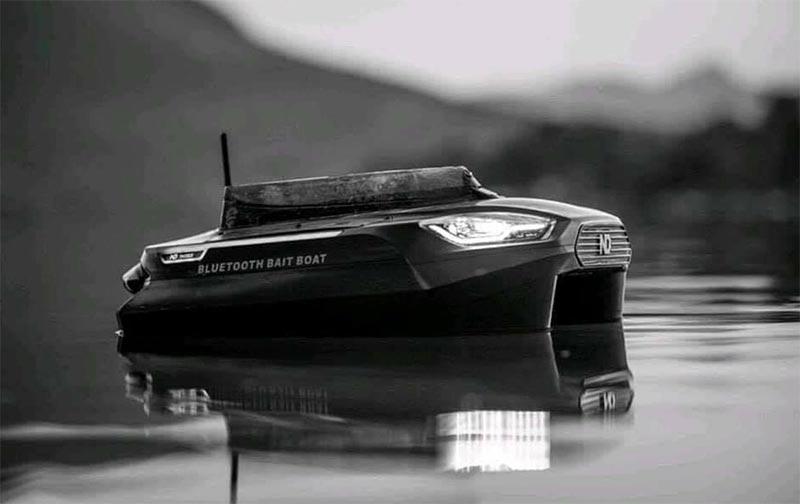 New Direction Smart Bait Boat