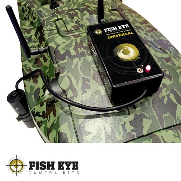 Universal Bait Boat Camera Kit