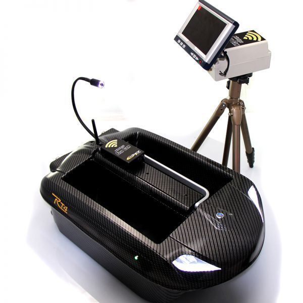Wireless Scorpion Bait Boat Camera