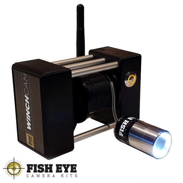 Fish EyE Mini Winch Bait Boat Camera